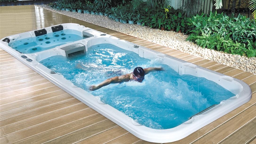 Blaupool S R O Produkty Swim Spa Popis